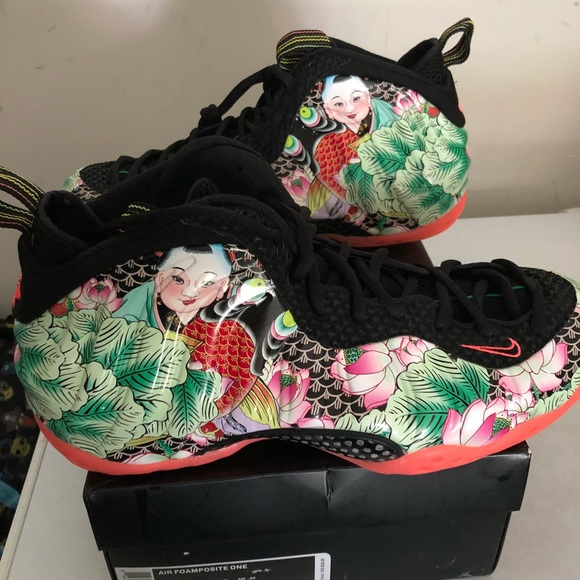 the latest 32f91 f2c88 Nike Air Foamposite One Tianjin